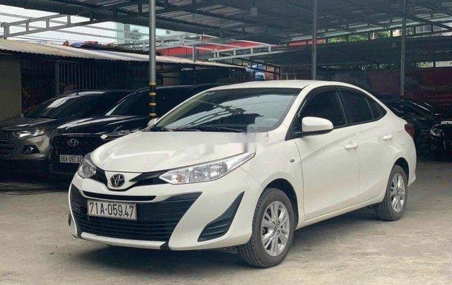 Bán xe Toyota Vios sản xuất 2018 còn mới, 415tr5