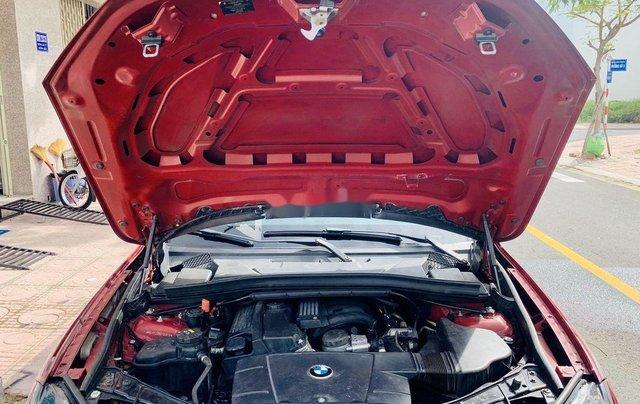 Bán BMW X1 năm 2010, màu đỏ, xe nhập, đẹp xuất sắc5