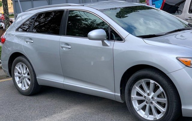 Bán ô tô Toyota Venza sản xuất 2010, nhập khẩu nguyên chiếc, giá ưu đãi1