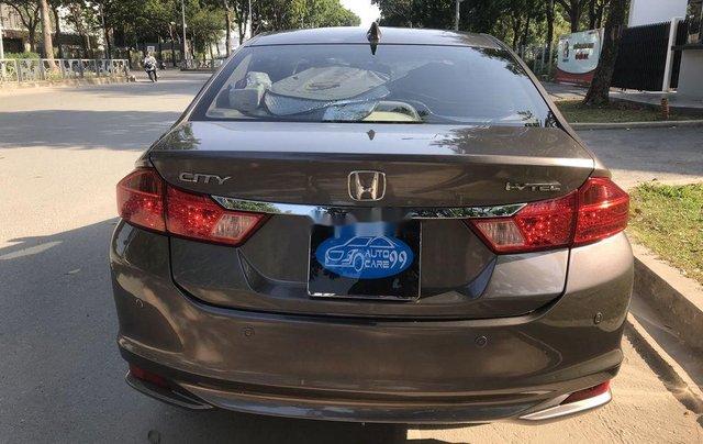 Cần bán Honda City năm 2016, màu xám, số tự động2