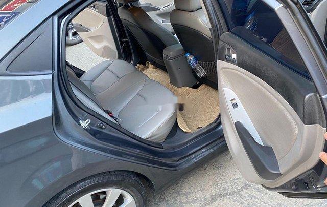Bán xe Hyundai Accent năm sản xuất 2011, xe nhập số tự động9