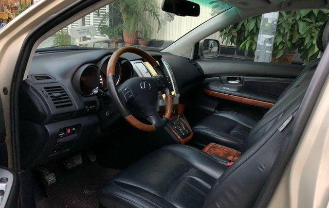 Bán xe Lexus RX 350 sản xuất năm 2008, xe nhập, giá tốt9