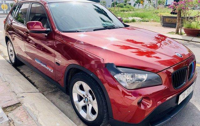 Bán BMW X1 năm 2010, màu đỏ, xe nhập, đẹp xuất sắc2