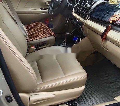 Bán xe Toyota Vios sản xuất năm 2016, xe chính chủ giá mềm2
