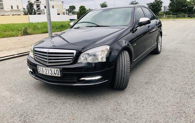 Bán Mercedes-Benz C200 năm sản xuất 2007, giá tốt, chính chủ sử dụng2