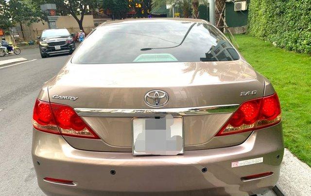 Cần bán lại xe Toyota Camry sản xuất năm 2007 còn mới5
