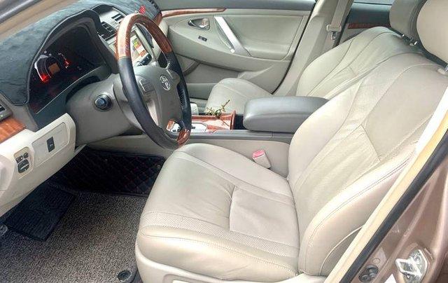 Cần bán lại xe Toyota Camry sản xuất năm 2007 còn mới8