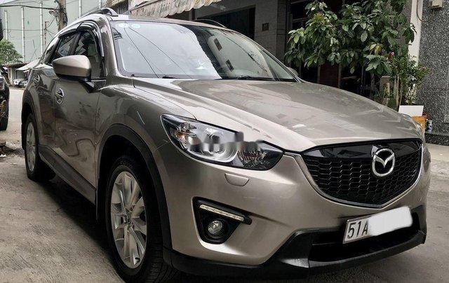 Cần bán xe Mazda CX 5 sản xuất năm 2013 xe gia đình, còn mới1