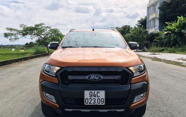 Bán Ford Ranger đời 2015, xe nhập siêu mới2