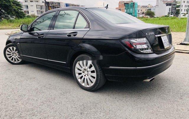 Bán Mercedes-Benz C200 năm sản xuất 2007, giá tốt, chính chủ sử dụng6