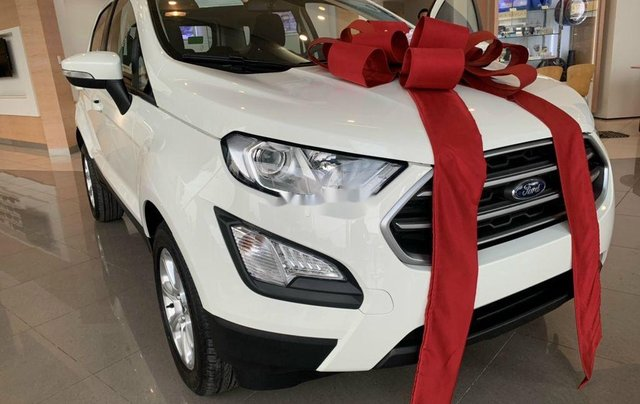 Bán Ford EcoSport 1.5L AT Ambiente sản xuất 2020, giá thấp, giao nhanh0