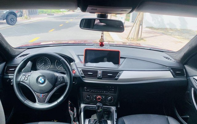 Bán BMW X1 năm 2010, màu đỏ, xe nhập, đẹp xuất sắc9