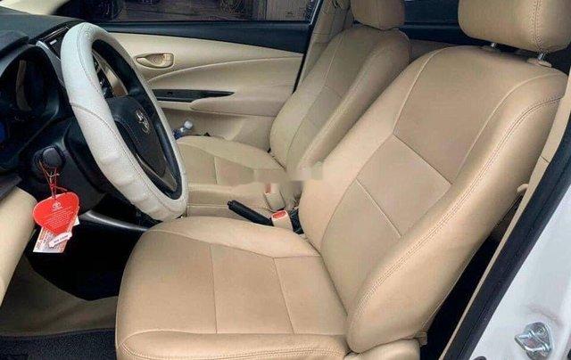 Bán xe Toyota Vios sản xuất 2018 còn mới, 415tr4
