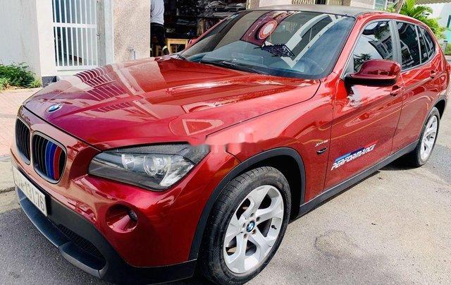 Bán BMW X1 năm 2010, màu đỏ, xe nhập, đẹp xuất sắc1