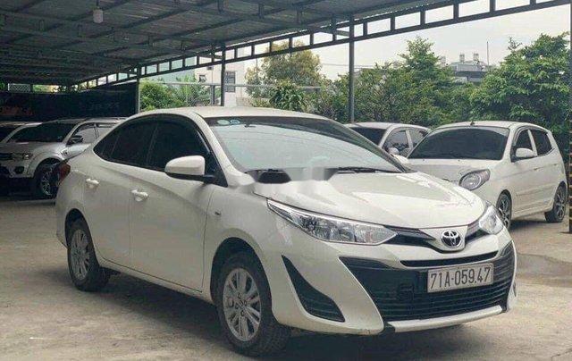 Bán xe Toyota Vios sản xuất 2018 còn mới, 415tr7
