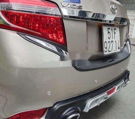 Bán xe Toyota Vios sản xuất năm 2016, xe chính chủ giá mềm5