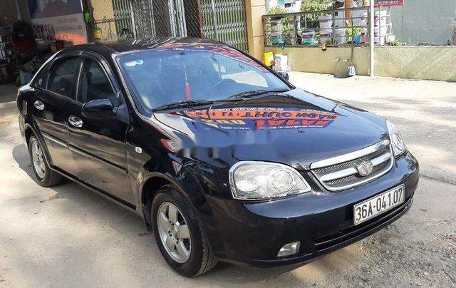 Cần bán xe Daewoo Lacetti sản xuất 2009, nhập khẩu nguyên chiếc giá cạnh tranh0