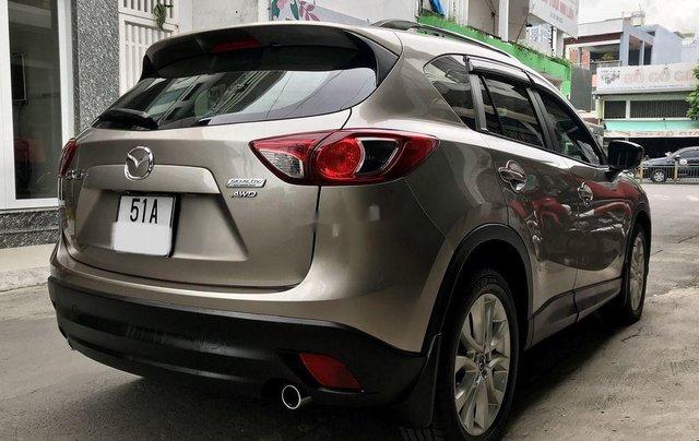 Cần bán xe Mazda CX 5 sản xuất năm 2013 xe gia đình, còn mới5