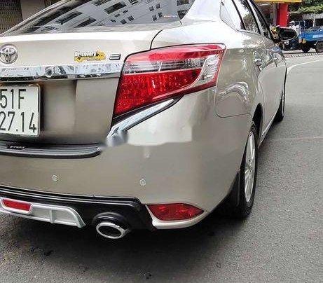 Bán xe Toyota Vios sản xuất năm 2016, xe chính chủ giá mềm0
