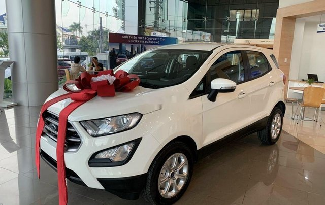 Bán Ford EcoSport 1.5L AT Ambiente sản xuất 2020, giá thấp, giao nhanh2