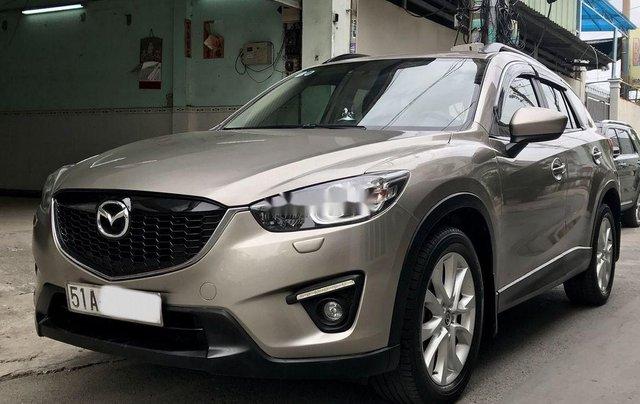Cần bán xe Mazda CX 5 sản xuất năm 2013 xe gia đình, còn mới2