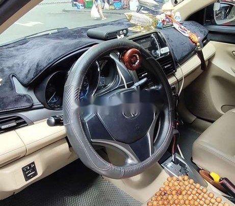 Bán xe Toyota Vios sản xuất năm 2016, xe chính chủ giá mềm4