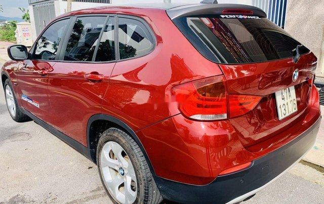Bán BMW X1 năm 2010, màu đỏ, xe nhập, đẹp xuất sắc4
