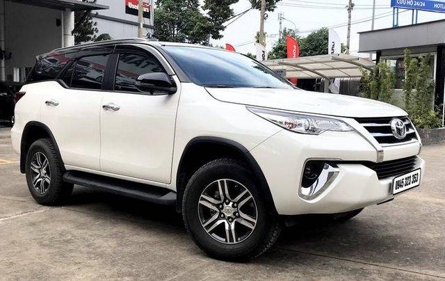 Bán Toyota Fortuner 2020, màu trắng còn mới1