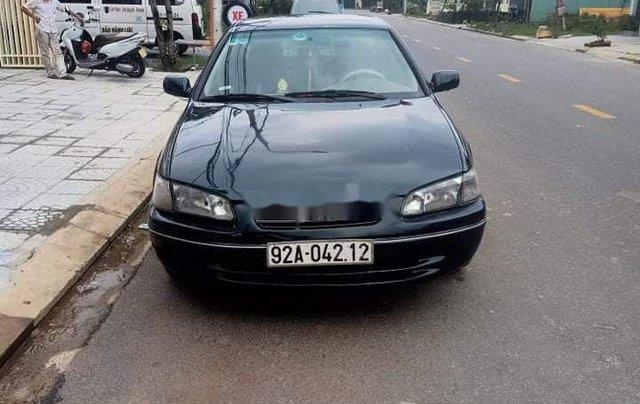 Bán Toyota Camry đời 2000, màu đen, xe nhập còn mới, giá tốt2