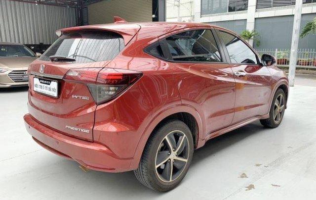 Bán xe Honda HR-V sản xuất năm 2019, màu đỏ còn mới2