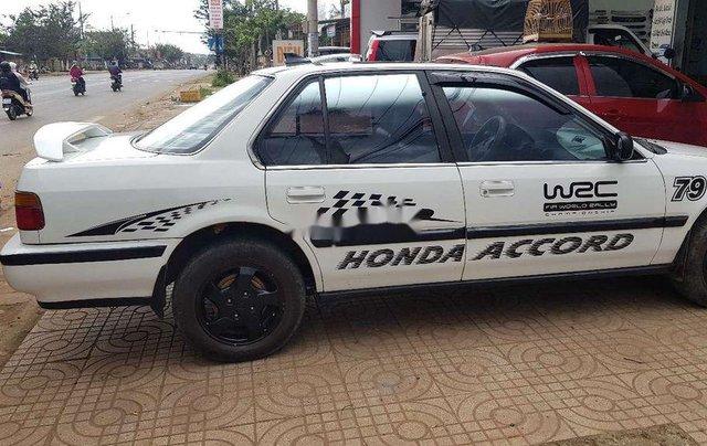 Bán xe Honda Accord đời 1991, màu trắng, xe nhập số sàn, 73tr3