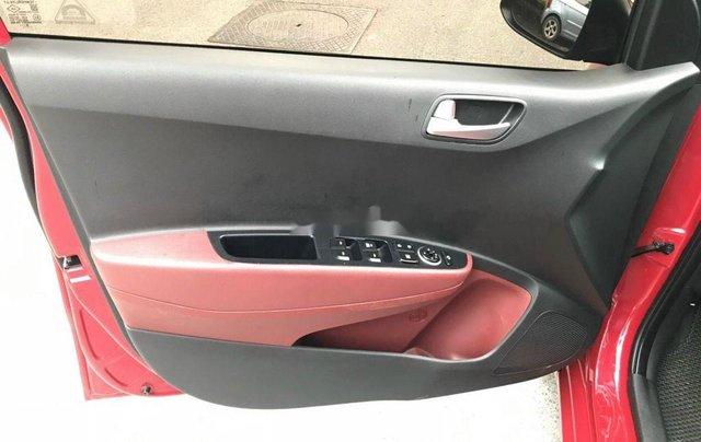 Cần bán xe Hyundai Grand i10 năm sản xuất 2018, màu đỏ, 325tr7