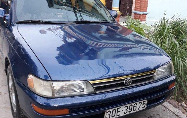 Cần bán Toyota Corolla sản xuất năm 1995, màu xanh lam, 95tr4