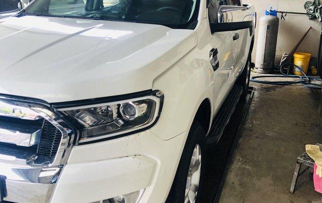 Bán Ford Ranger đăng ký 2016, màu trắng, xe gia đình, giá chỉ 579 triệu đồng0