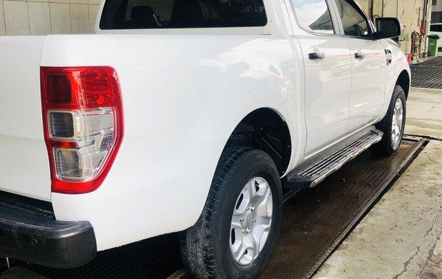 Bán Ford Ranger đăng ký 2016, màu trắng, xe gia đình, giá chỉ 579 triệu đồng2