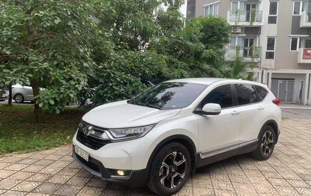 Bán Honda CRV 2018 G, đẹp như mới2