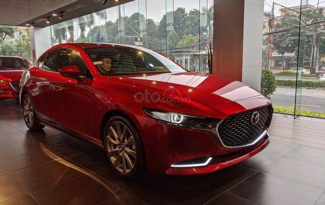 All New Mazda 3 2020 xe Nhật, giá tốt tại Tây Ninh0