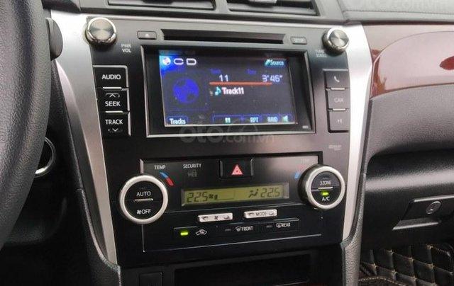 Toyota Camry 2.5Q 2013, màu đen9