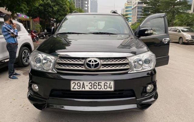 Bán xe Toyota Fortuner 2011, xe nhập1