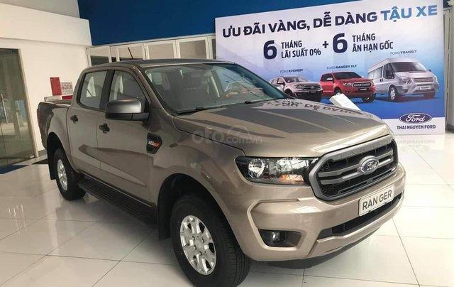 Bán Ford Ranger XLS MT 2020 mới kèm ưu đãi hấp dẫn1