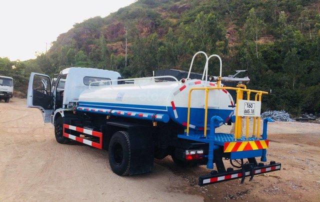 Bán xe Xitec nước tưới cây, dập bụi 5 khối nhập khẩu giá rẻ1