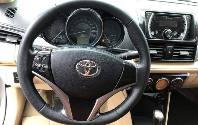 Cần bán xe Toyota Vios G 2017, màu bạc7