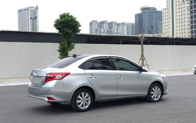 Cần bán xe Toyota Vios G 2017, màu bạc4