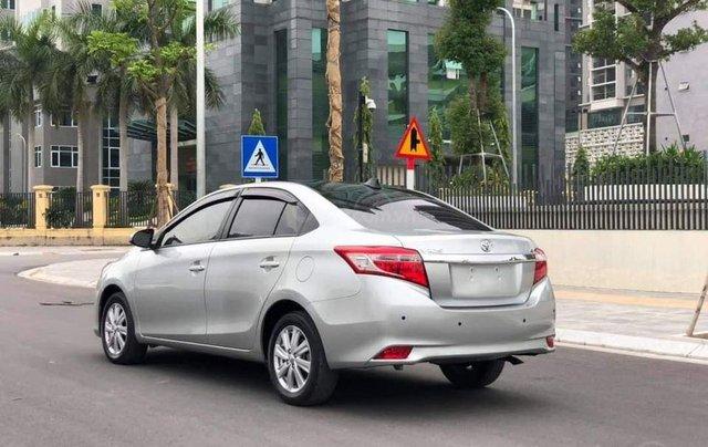 Cần bán xe Toyota Vios G 2017, màu bạc5