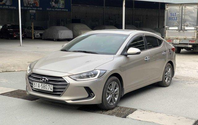 Bán Hyundai Elantra 1.6AT 2018 đăng ký 20190