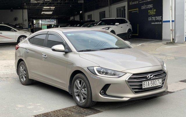 Bán Hyundai Elantra 1.6AT 2018 đăng ký 20191