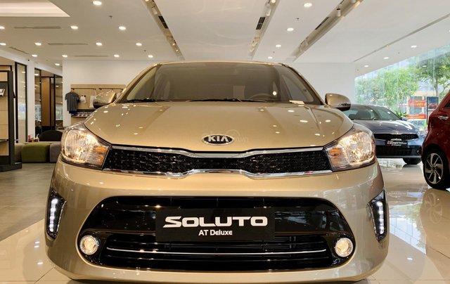 Kia Soluto 2020 - lăn bánh với100tr0