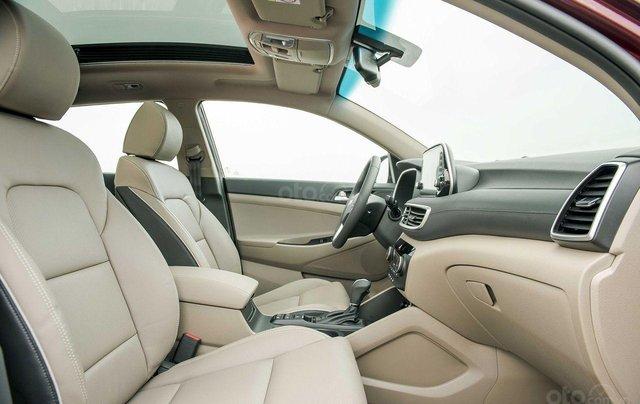 Hyundai Tucson 2021 đủ màu giao ngay, giảm giá cùng nhiều quà tặng trong trong tháng 14