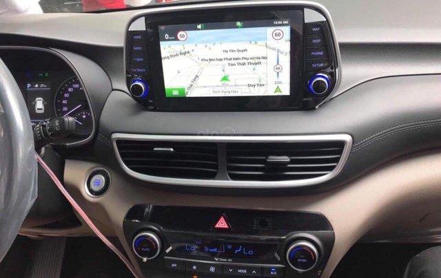 Hyundai Tucson 2021 đủ màu giao ngay, giảm giá cùng nhiều quà tặng trong trong tháng 18
