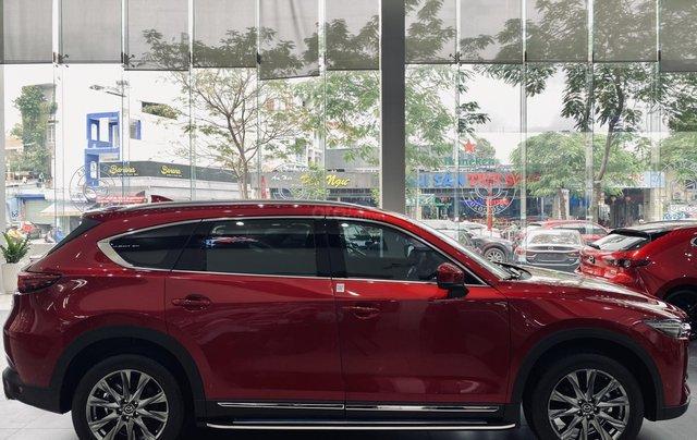 [TPHCM] Mazda CX8 - Giảm ngay 150tr + Gói nâng cấp lên đến 35tr - Trả trước 300tr + Hỗ trợ vay lên đến 80%1